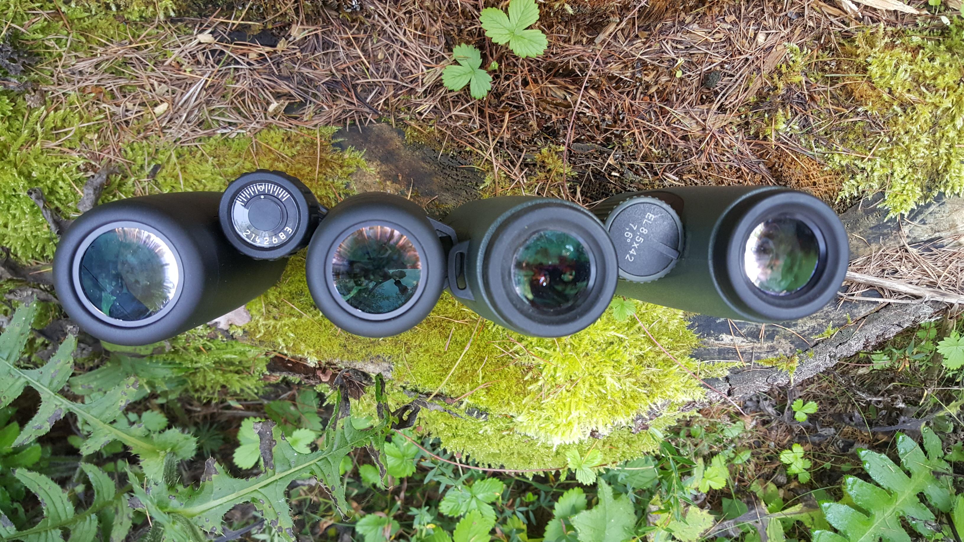 Leica Noctivid e Swarovski EL Swarovision a c