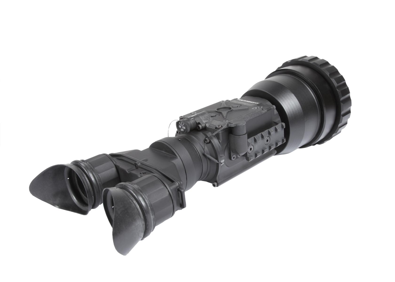 Command 336×256 (60Hz) 5-20×75 HD Armasight, considerato ad oggi quanto di meglio si possa acquistare per la visione termica sul mercato mondiale ad uso civile.