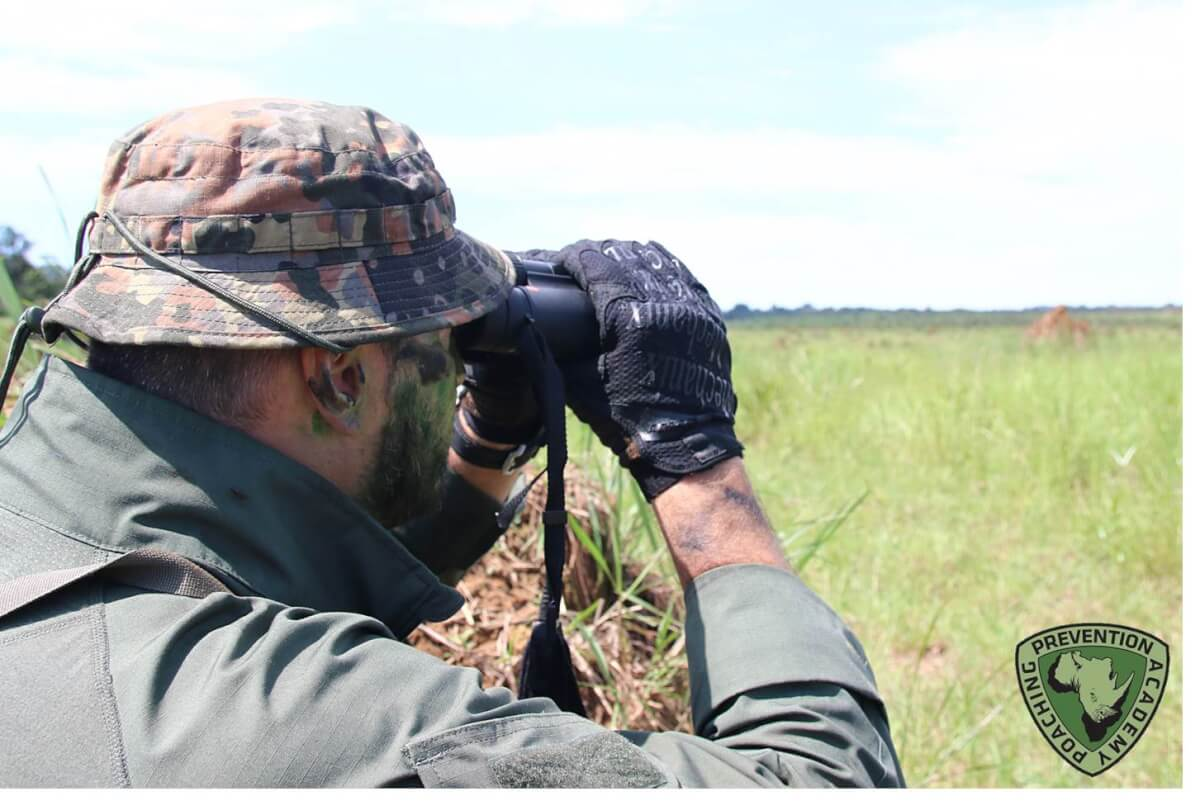 Davide Bomben e Leica per la conservazione della natura nel continente africano