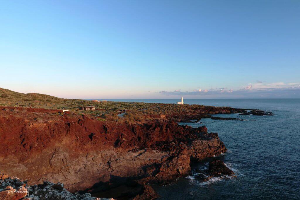 Panorama Isola di Linosa