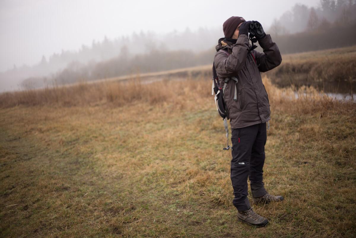 ultravid 10x42 foresta Leica Natura foto Maurizio beucci NELLA FORESTA DI BIAŁOWIEŻA ALLA RICERCA DEL BISONTE EUROPEO Leica Natura per Maurizio beucci