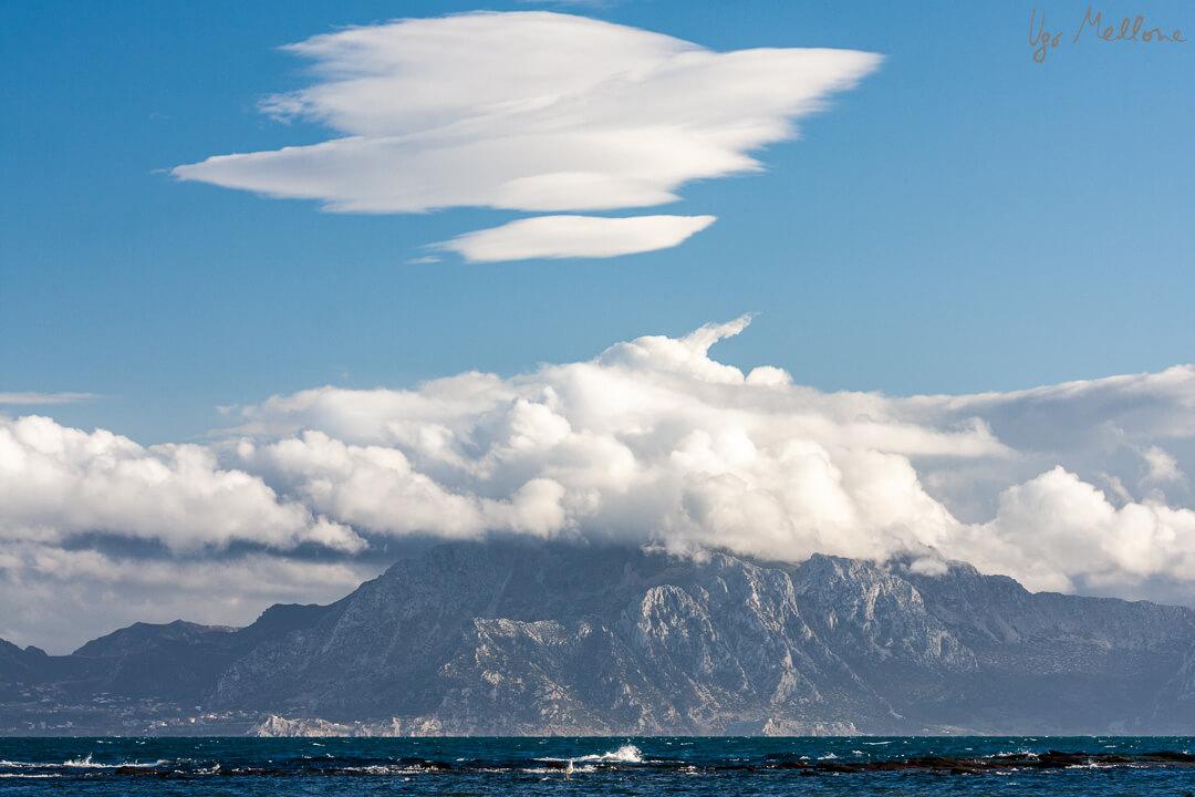Leica Natura binocolo leica Ugo Mellone.La sponda africana dello Stretto di Gibilterra vista dall'Europa