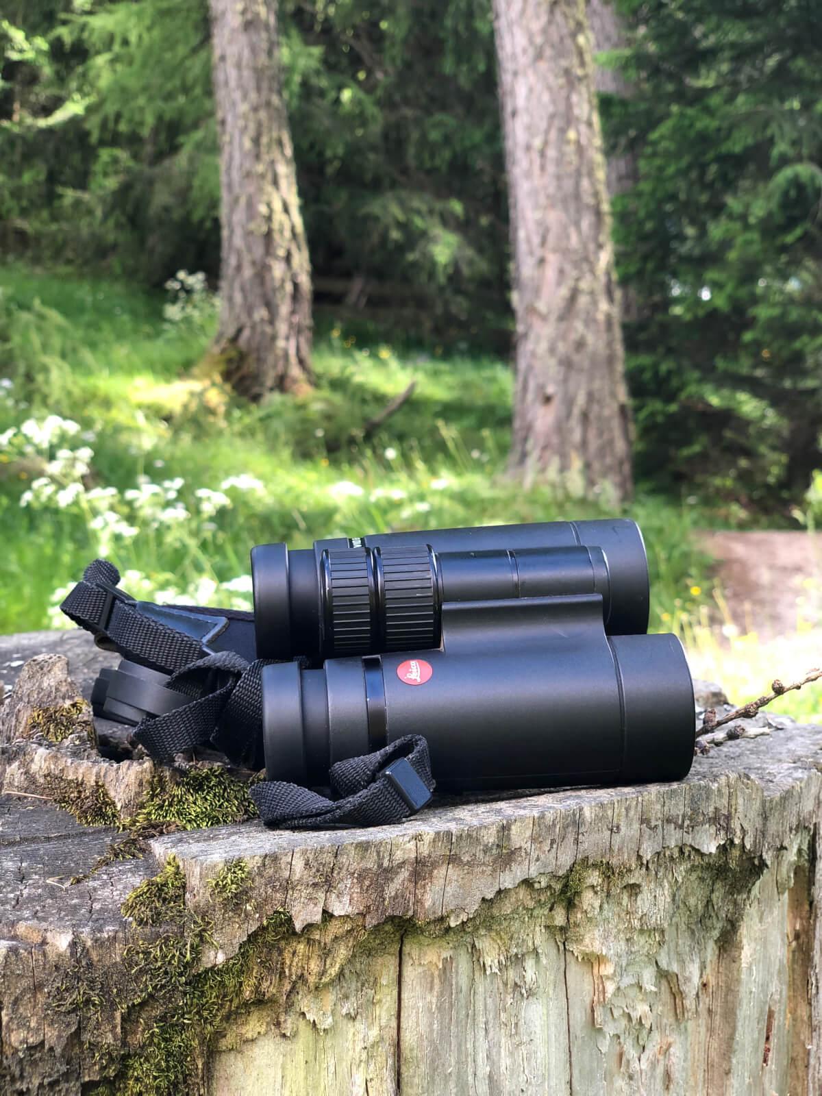 L'Ultravid 8x32 HD-Plus ha una ghiera centrale con messa a fuoco molto evidente per praticità d'uso anche con una mano. La meccanica è di altissima qualità, totalmente in metallo. Tatiana Chiavegato Leica Natura