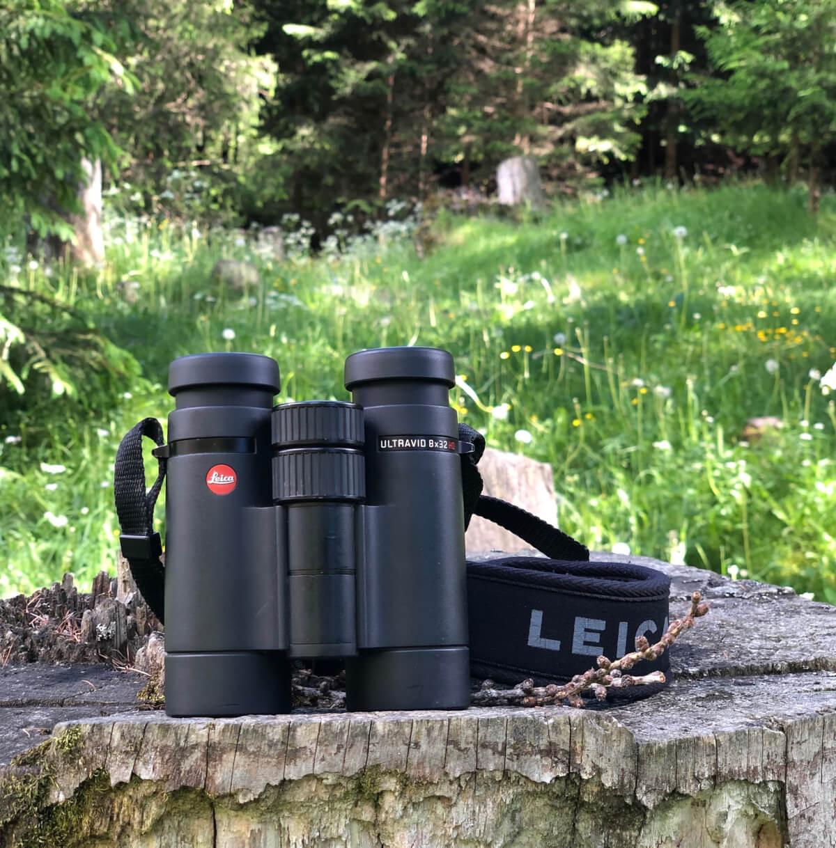 Leica Ultravid 8x32 HD-Plus. Dimensioni compatte per un binocolo specialistico di altissima qualità. Leica Natura Tatiana Chiavegato