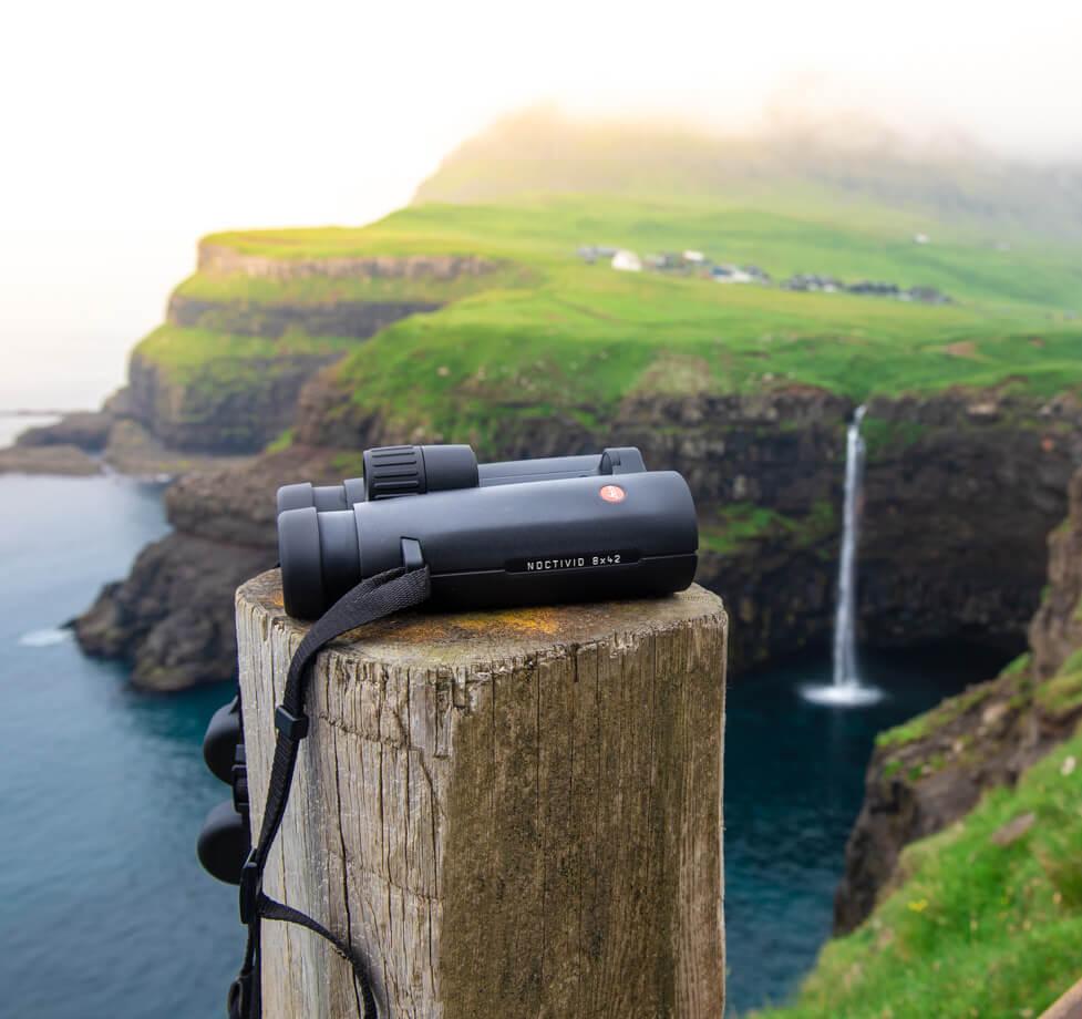 Binocolo Leica Noctivid 8x42-Isole Faroe 2021